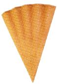 Fächerwaffel, Stenger Wellfächer für die Dekoration von Eis bei GroßHandel EIS GmbH