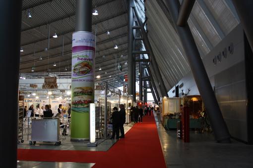 Gelatissimo in Stuttgart. Eine Eismesse mit Zukunft für schnelle Entscheidungen.